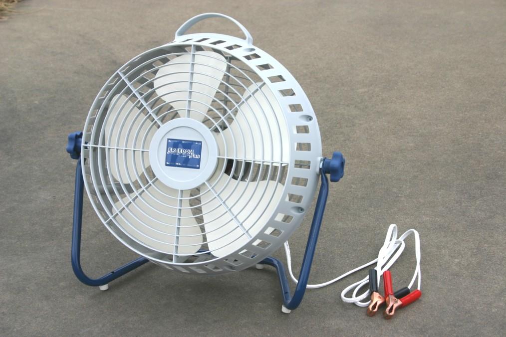 Large 12 Volt Fan : Fans coolers